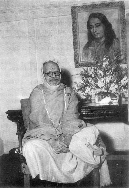 Bharati Krishna Tirthaji Maharaja