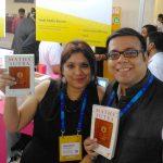 Gaurav Tekriwal with wife Anushree Tekriwal