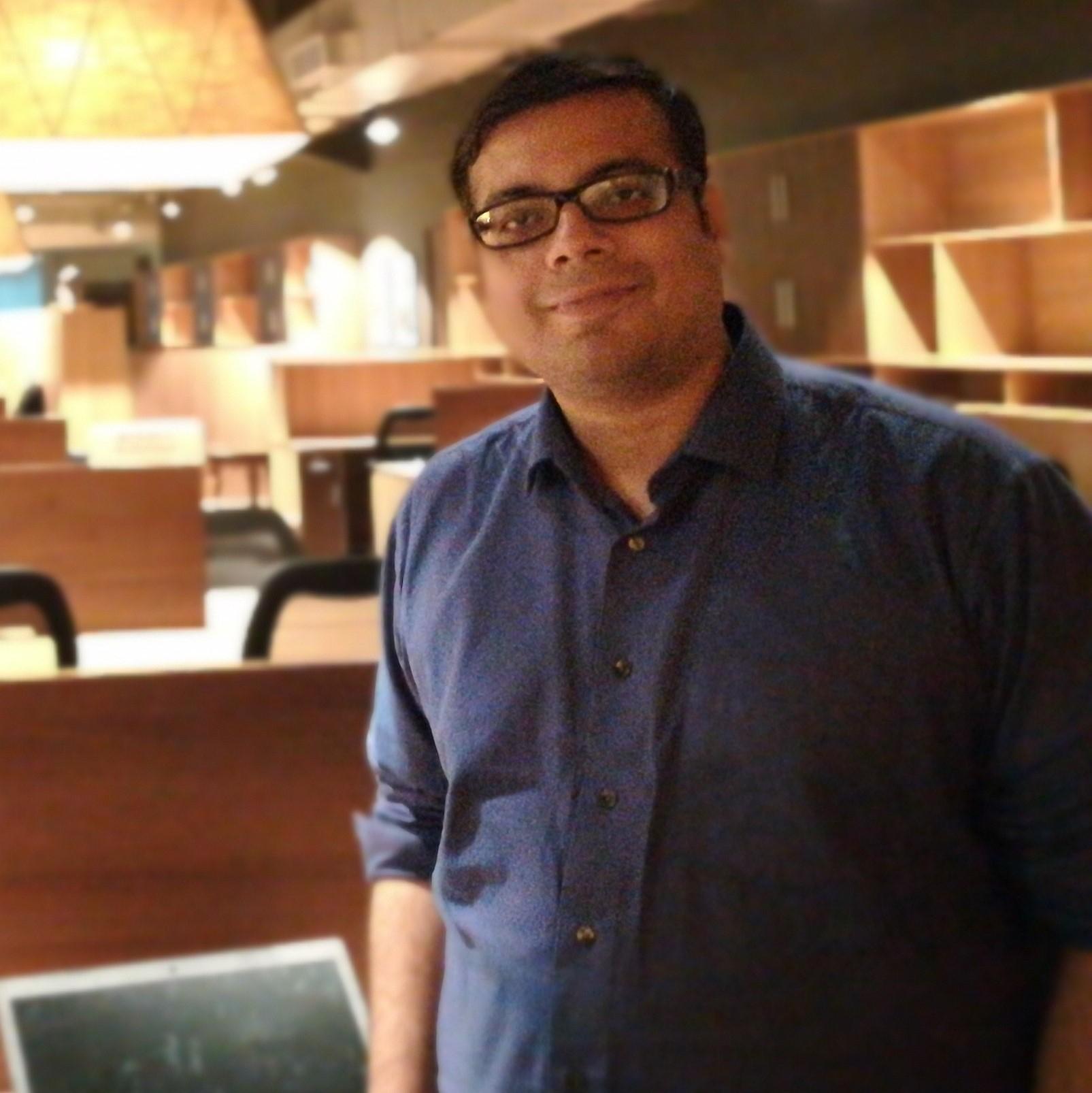 Gaurav Tekriwal, Founder, Vedic Maths Forum India