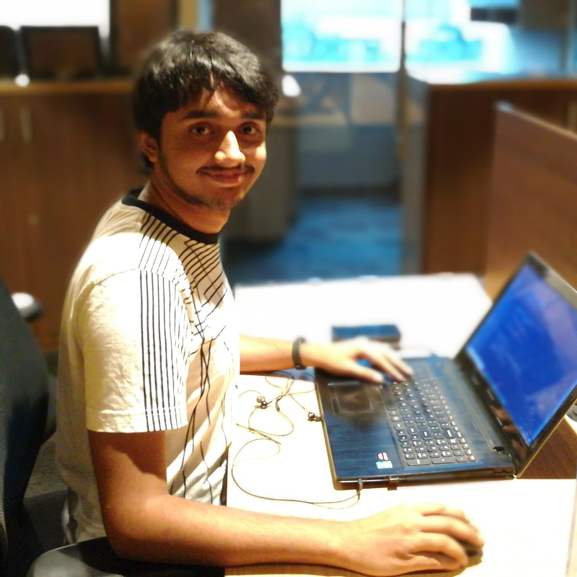 Riju Pramanik, Full Stack Developer, Vedic Maths Forum India
