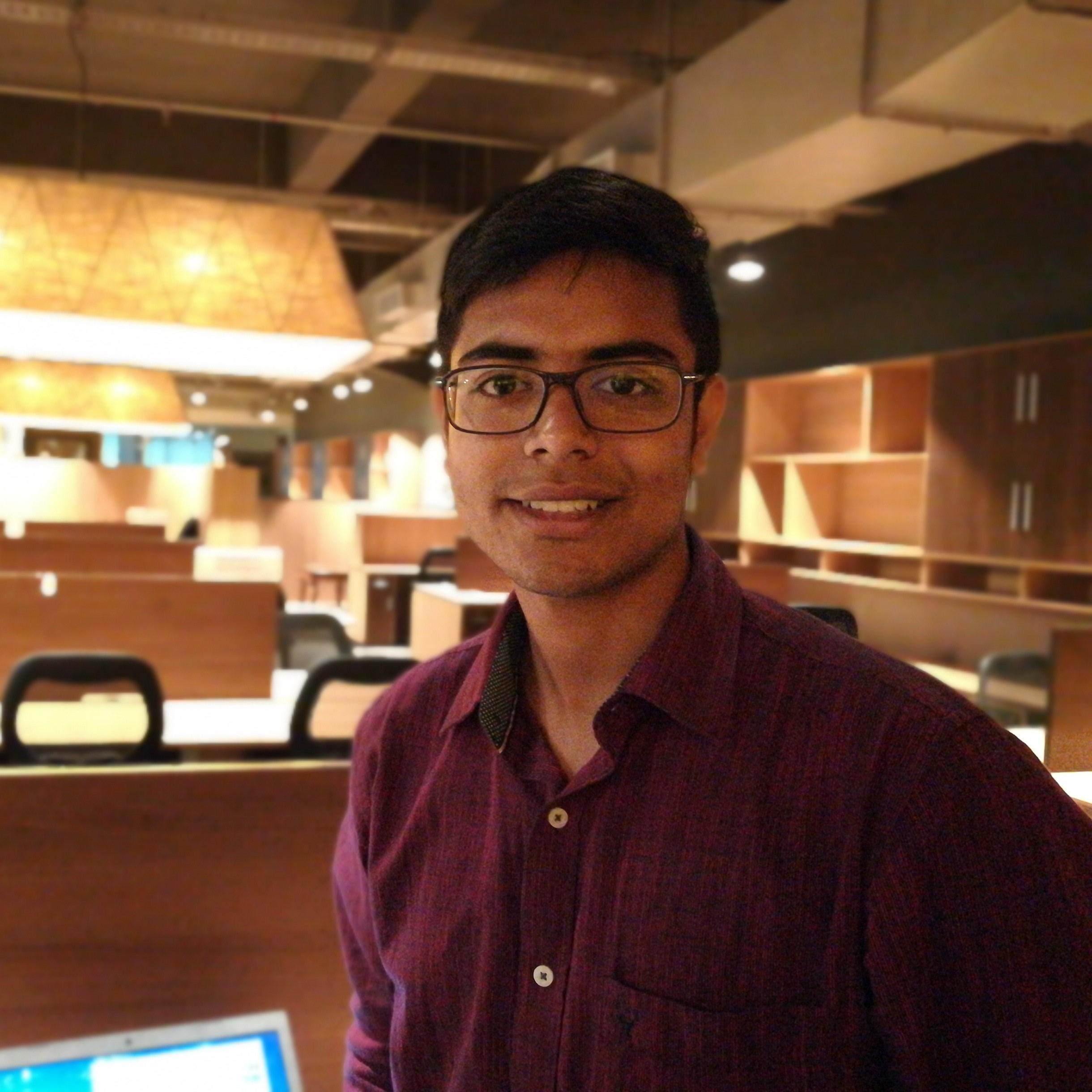Rohit Ghosh, Platform Data Specialist, Vedic Maths Forum India
