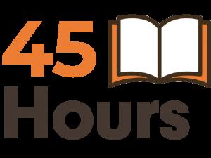 45 Hours Logo
