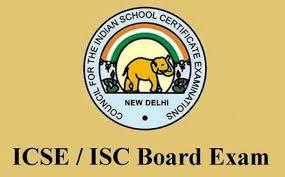 ICSE/ISC Logo